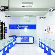 简约风格店铺玻璃货柜设计