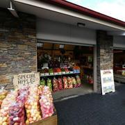 水果店专用货架装饰