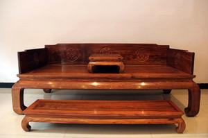 中式风格罗汉床装修效果图