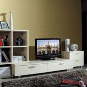 卧室低矮电视柜设计