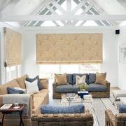 小户型欧式简约风格客厅装修