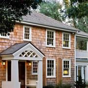 美式简约风格别墅外观图