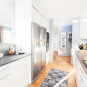 90平米房屋厨房过道设计