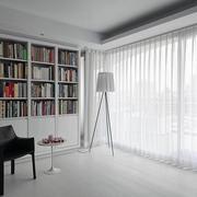 loft风格公寓唯美飘窗设计