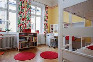 烂漫天真的10款趣味儿童房间装修设计