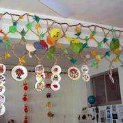 幼儿园卡片吊饰设计