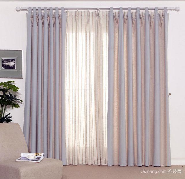 90后精致小卧室隔热窗帘装修效果图大全欣赏