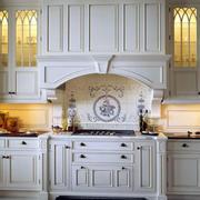 欧式气派厨房装修