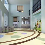 小学班级走廊装修