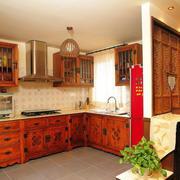 东南亚厨房灯饰设计