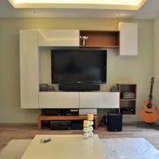 后现代风格客厅电视柜