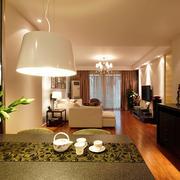 loft公寓餐厅装修