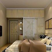 120平米房屋简约风格卧室装修