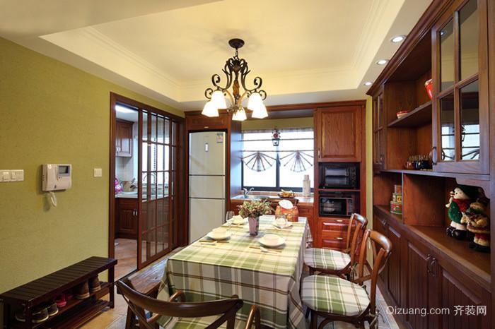 100平米带有不规则设计的loft风格公寓装修效果图