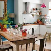 东南亚厨房混搭桌椅装饰