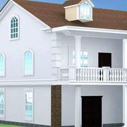 农村独栋小洋楼设计
