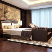装饰卧室原木地板