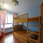 宿舍双人间卧室设计