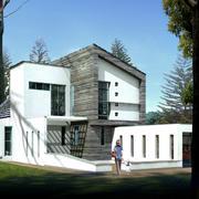 北欧风格别墅外观设计