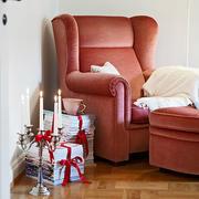 简约彩色公寓沙发设计
