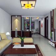新古典风格家庭客厅装饰