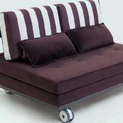简约风格可移动沙发设计