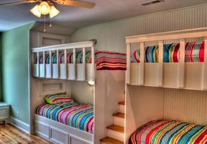 多人间卧室设计