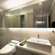 公寓简约卫生间装修