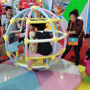 儿童游乐场设备装修