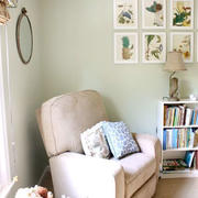 儿童房软装沙发装饰