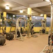 后现代风格健身房设计