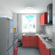 小型厨房橱柜设计
