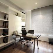 三室两厅书房设计