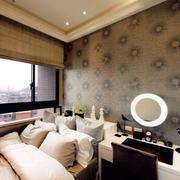 三室两厅榻榻米床设计