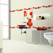 大型简约现代浴室设计