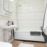 简约风格精装浴室淋浴一厅设计