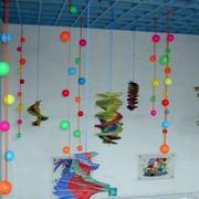球形幼儿园专用吊饰设计