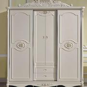 欧式奢华小型衣柜