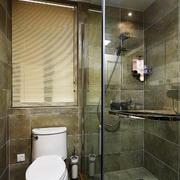 90平米房屋卫生间隔断