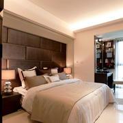 三室两厅卧室背景墙设计