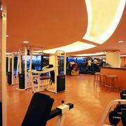 健身房吧台设计
