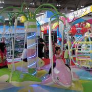儿童游乐场地板设计