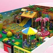 现代简约风格游乐园游乐场设计