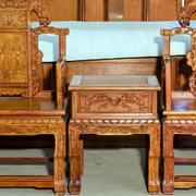 中式楠木桌椅装修