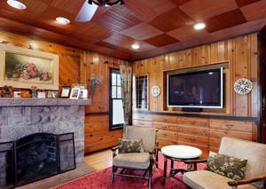 您也可以拥有:大户型客厅led天花灯装修效果图实例欣赏图集
