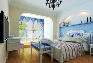 90平方卧室设计