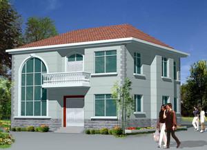 两层式别墅装修图