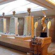 洗浴室柜台装修