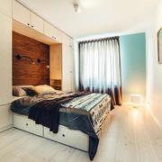 公寓卧室整体橱柜