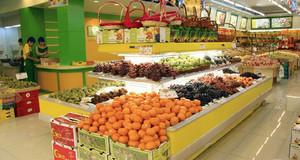 超市水果店货架设计